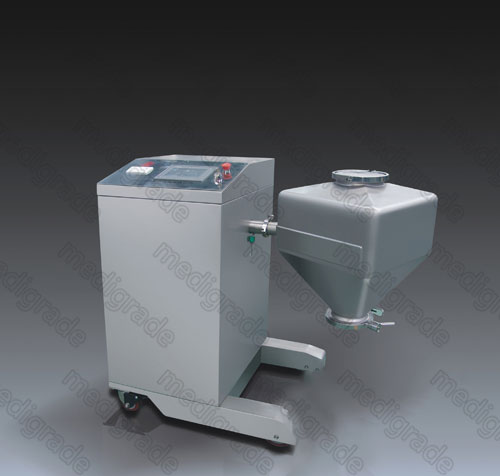 HLS Series Lab Bin Blender