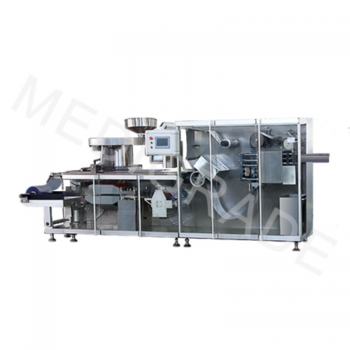 Roller Type High Speed Blister Packing Machine(DPH260H DPH320H)