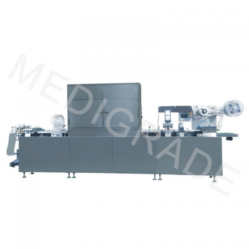Automatic Flat Type Blister Packing Machine for Mask(DPP350A)