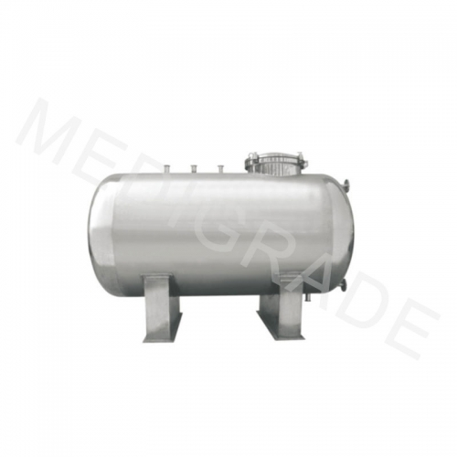 SS316L Heated Preservation and Heating WFI Storage Tank (Vertical)