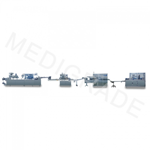 Fully Automatic Medicine Packagine Production Line(DPHG260 )