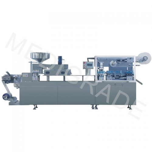 Flat Type AL/PL、AL/AL Blister Packing Machine(DPP260TI)