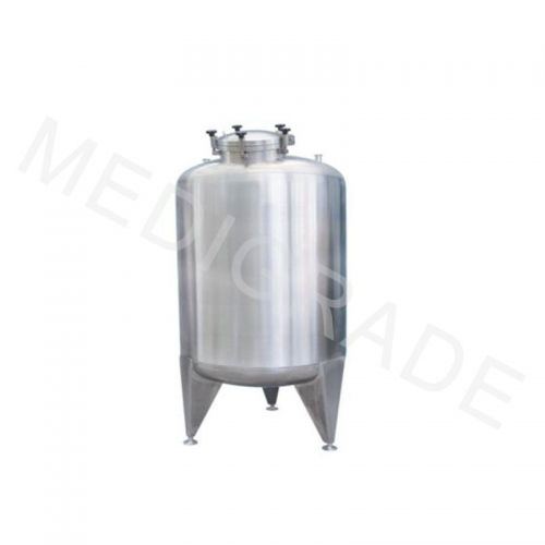 SS316L& SS304 Single-layer Storage Tank (Vertical)