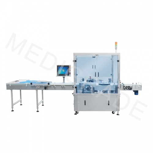 S-700 high speed rotary labeling machine