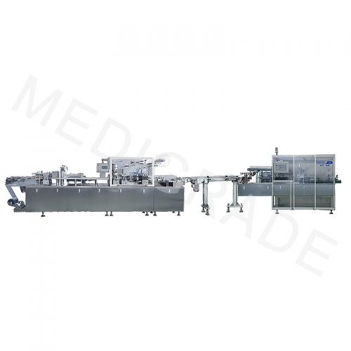 Vials/Ampoules (Double Feeding) Automatic Packing Production Line(PBZ260S)