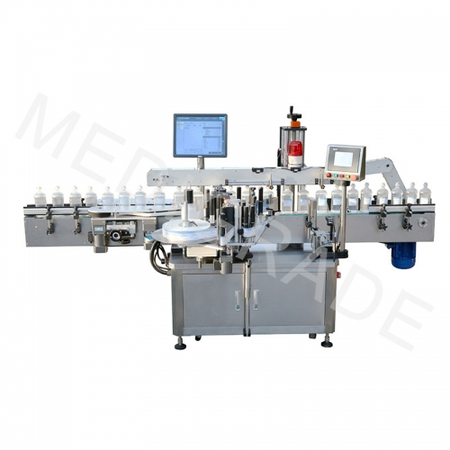 E-280 single, double, three sides labeling machine (vial, static fixing vial, four sides multi-functional machine)