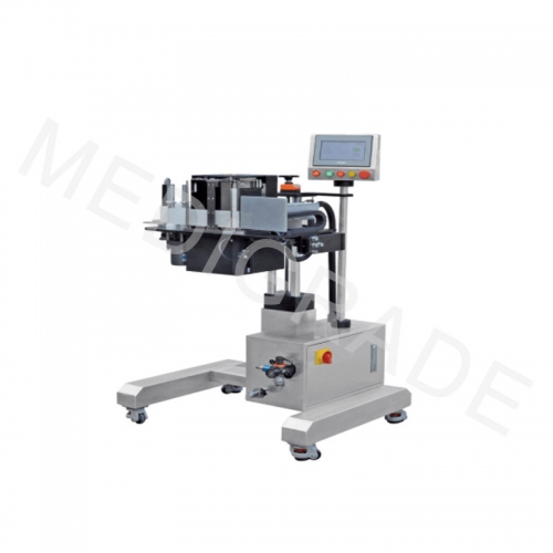 E-100 Real time printing labeling machine