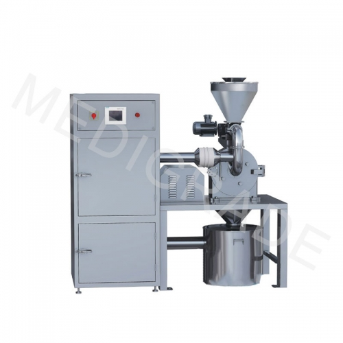 Low-temperature And Dust-free Hammer Mill