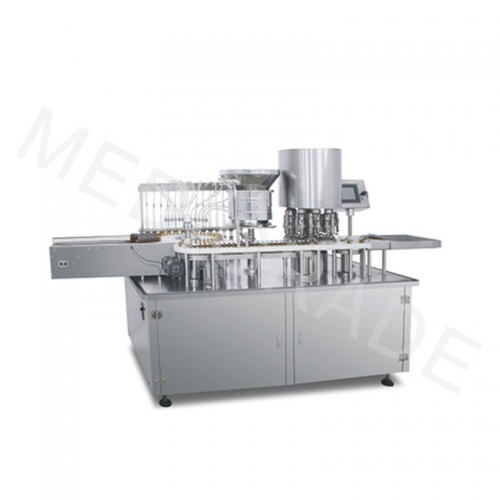Oral Liquid Filling And Capping Machine(HHGL10)
