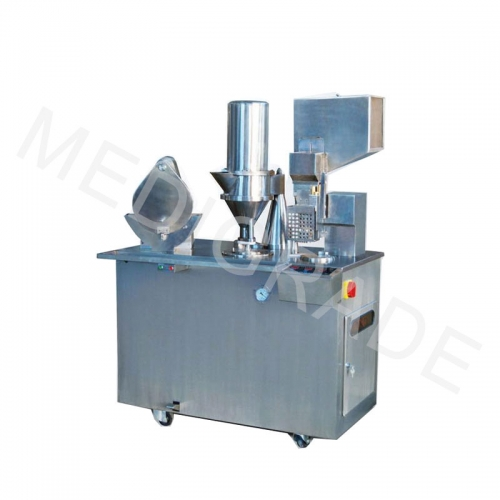 Jtj-a Small Semi Automatic Capsule Filling Machine
