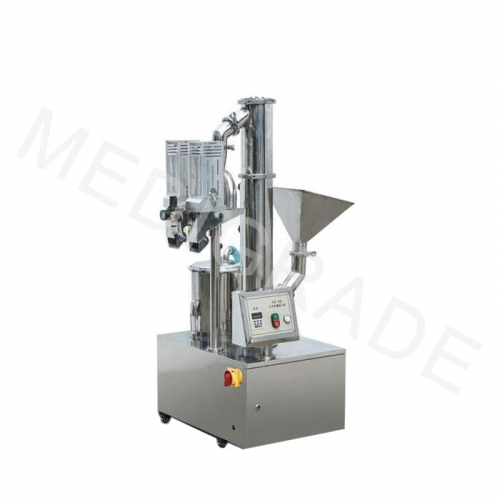 LSP-A/B Model Vertical Capsule Polishing Machine, Capsule Polisher with Sorter, Capsule Polisher Machine