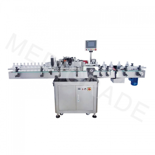 Round bottle fixed position labeling machine(C-200)